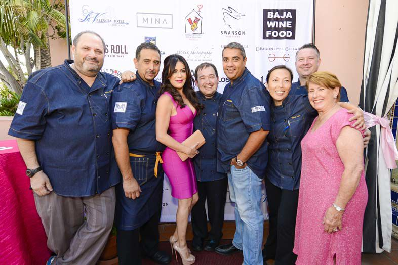 October 2015: Six Degrees of Michael Mina Charity Dinner
