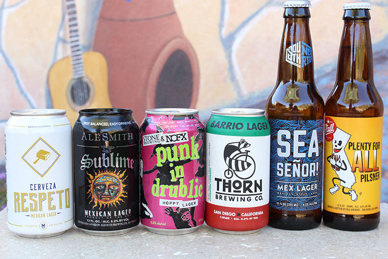 The San Diego Lager Boom