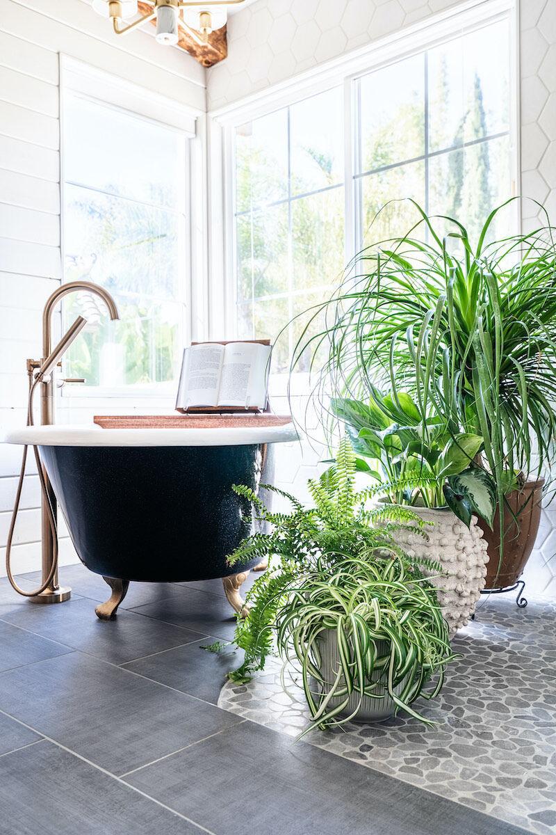 One Room - tub