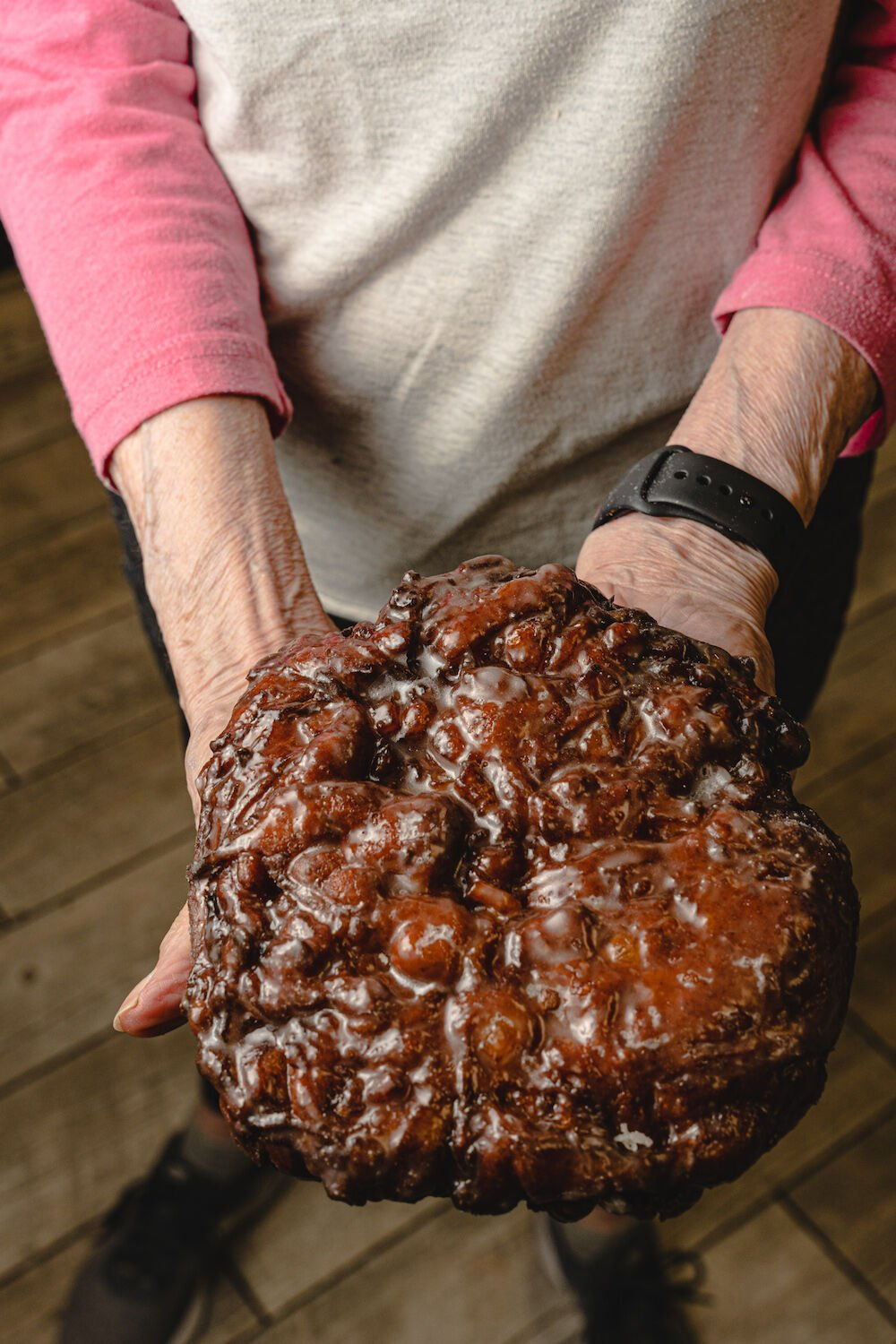 Marys Donuts - fritter