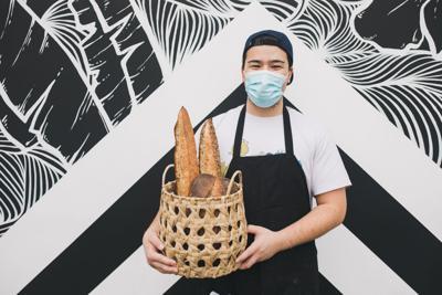 Hommage Bakehouse - Justin Gasper