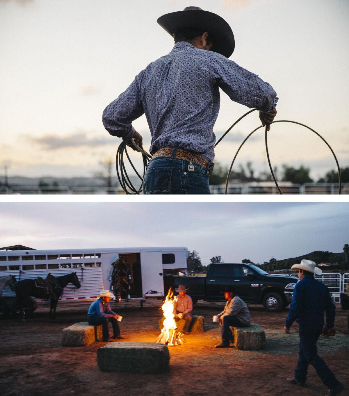 Ramona Cattle Ranch / Campfire