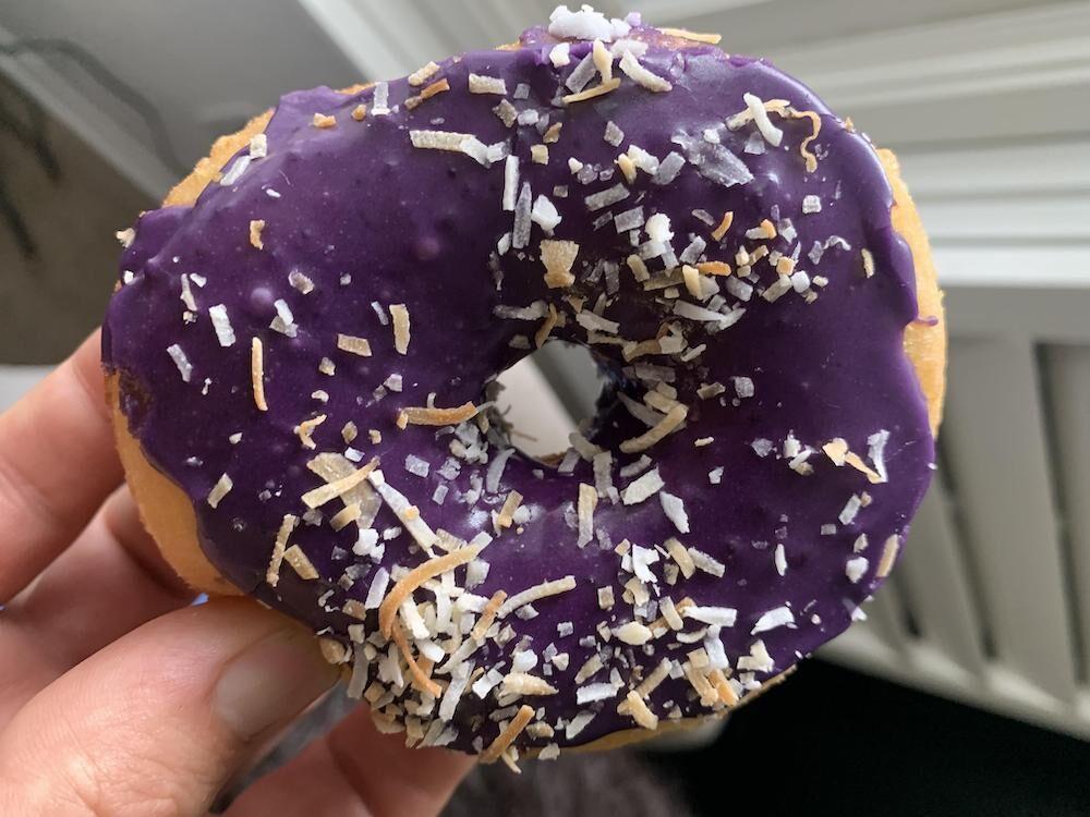Donuts - ube