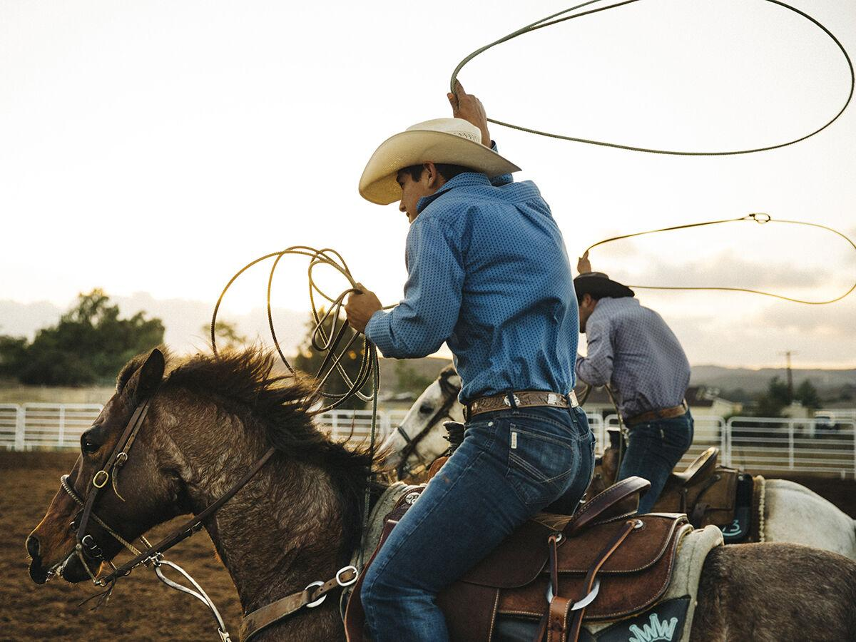 Ramona Cattle Ranch / Roping Feature