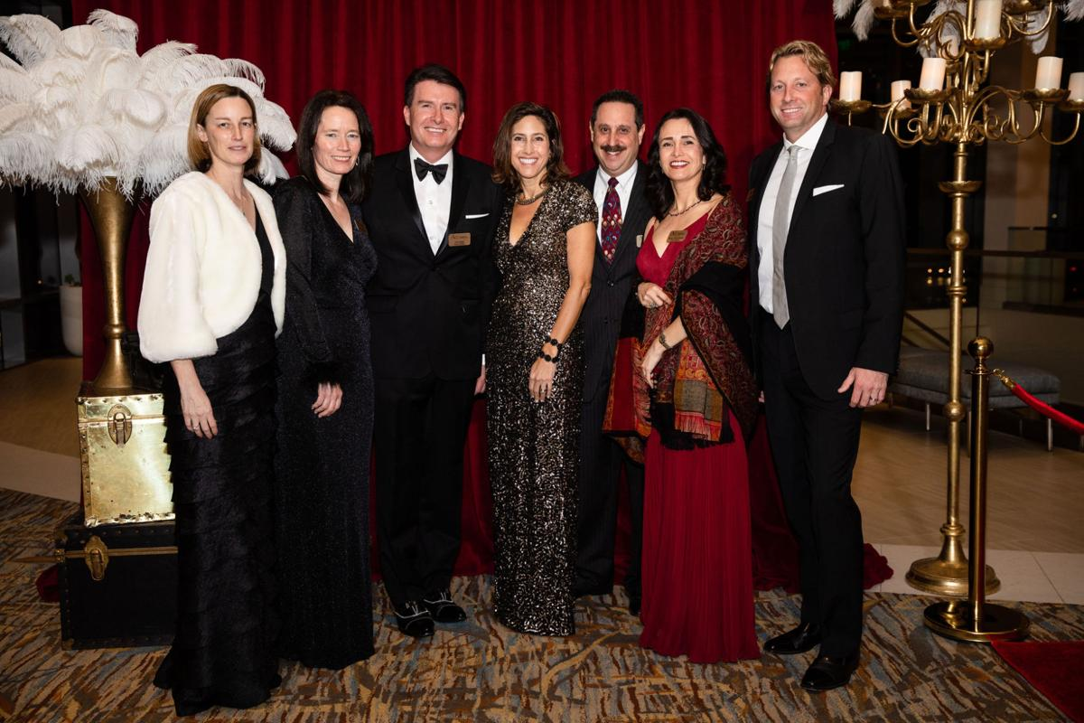 Black & White Ball Raises $70k for South Bay Kids