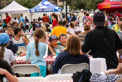 A Barbecue Benefit for Big Brothers Big Sisters