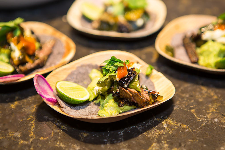Taste Your Way around the Globe at the World Eats Party