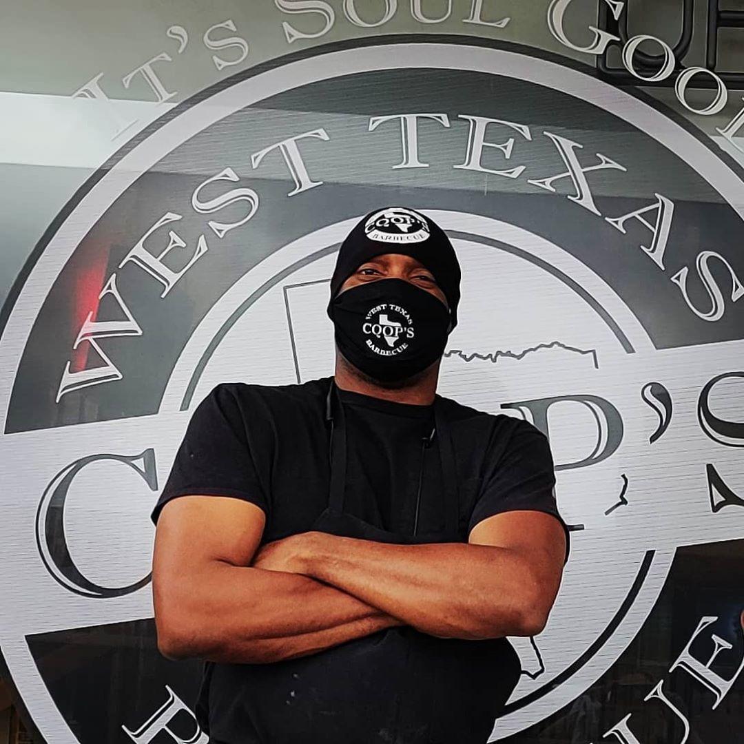 Coop's West Texas BBQ / Brad Cooper