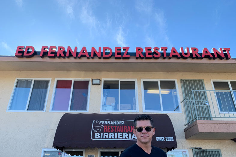 Destination: Fernandez Restaurant