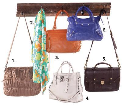 5 Fashionable Satchels