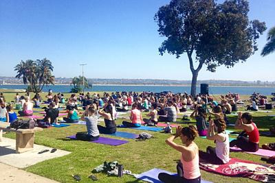 I Tried It: Yoga Out Loud