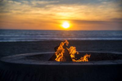 The Best Spots for Beach Bonfires in San Diego