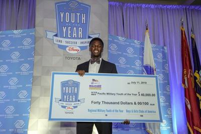 Boys & Girls Clubs of America Names Its Pacific Military Youth of the Year
