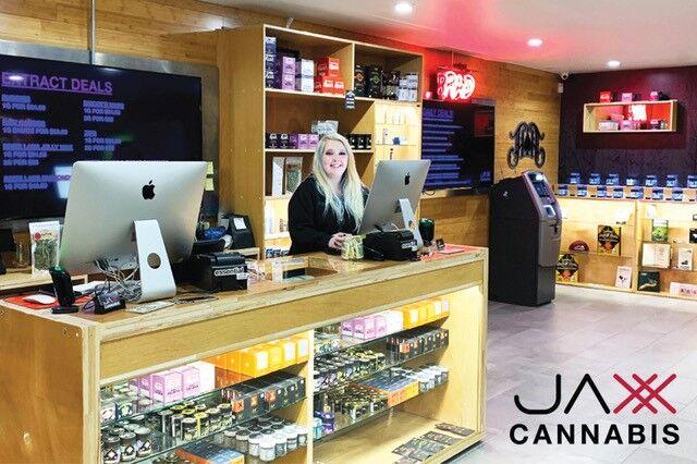 Jaxx Cannabis - main