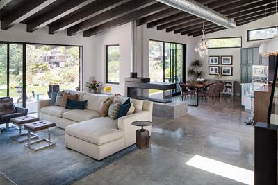 Inside a Contemporary Solana Beach Home with Kid-Friendly Solutions