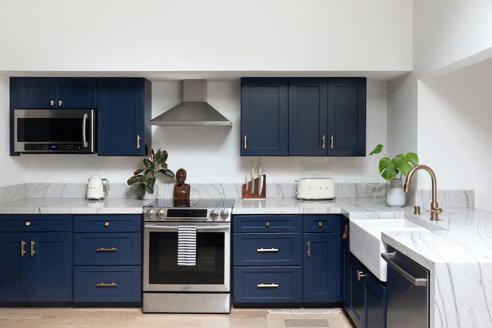 Del Cerro Home - Kitchen