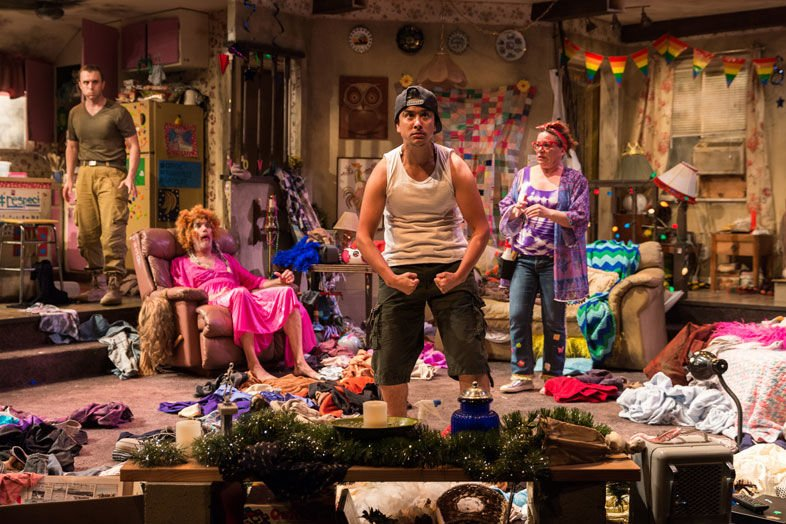 'Hir' at Cygnet Theatre Explodes Family and Gender Roles into a Million Little Pieces