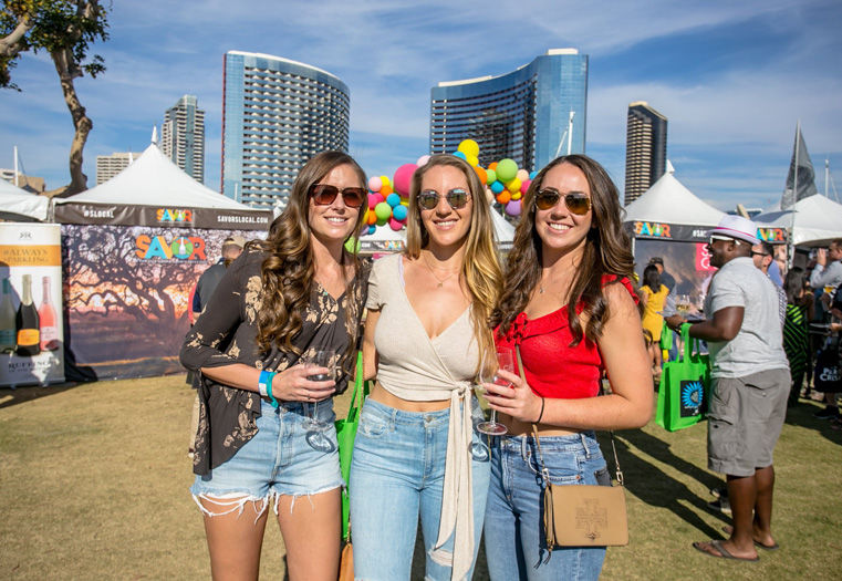 March 2019: Food and Wine Festival
