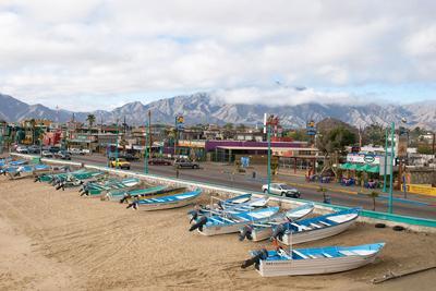 A Baja Spring Break