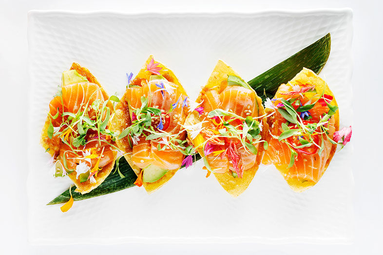 How Japanese Fusion Stacks up at Little Italy's Cloak & Petal