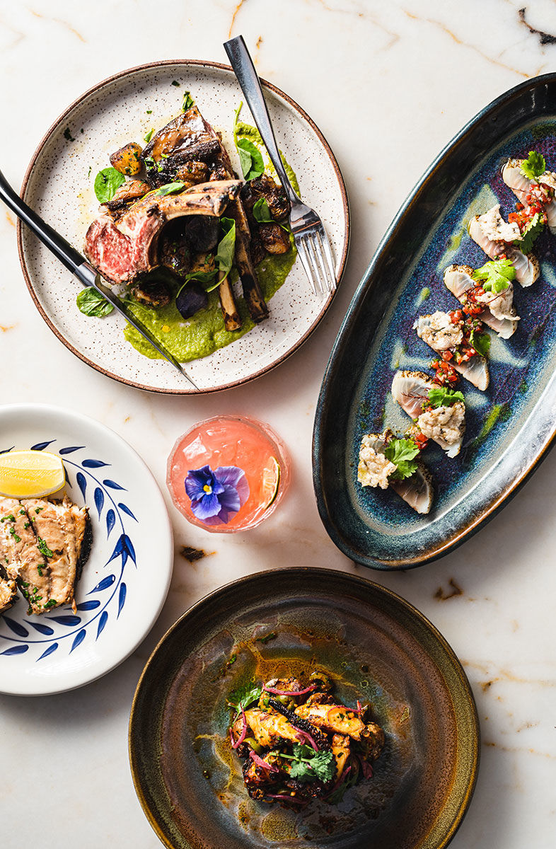 Serẽa's Sustainable Seafood Menu Is Admirable, but Lacks Side Dishes