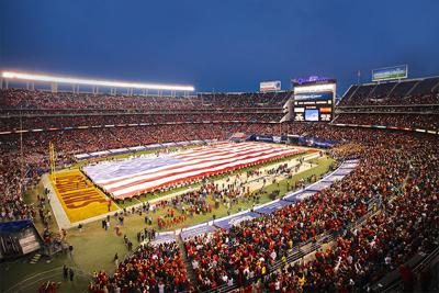 Inside the Icon: SDCCU Holiday Bowl