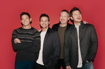 98 Degrees Heads to Balboa Theatre 'This Christmas'