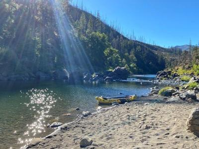 Retirement - river