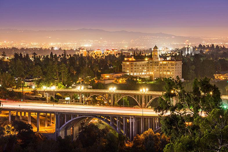 Weekend Getaway: Pasadena