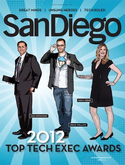 2012 Top Tech Exec Awards