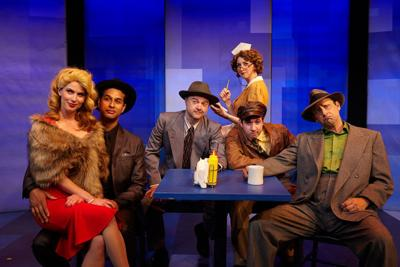 Return to Runyonland for 'Another Roll of the Dice'
