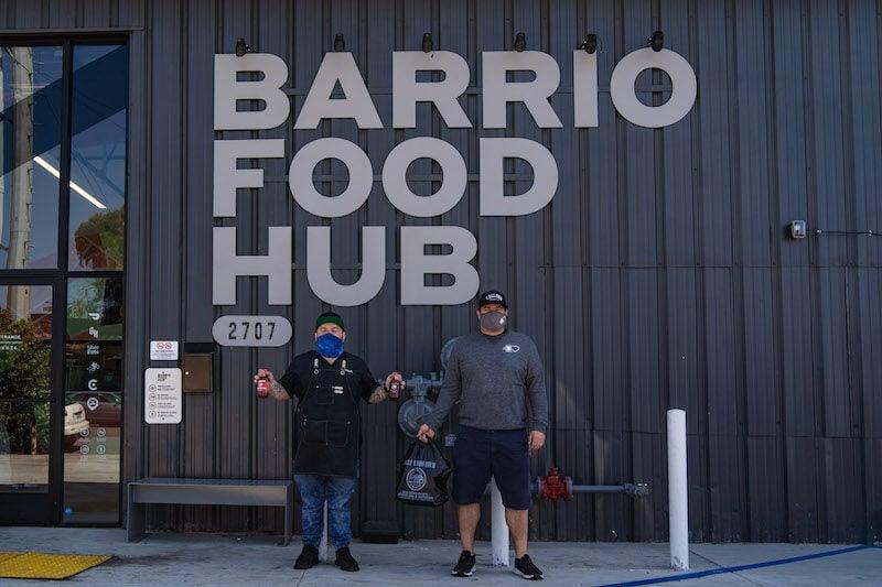 Ghost Kitchens - Barrio Food Hub