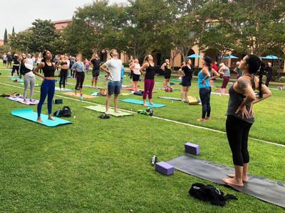 Things to Do / Brunch & Bend at The Lot