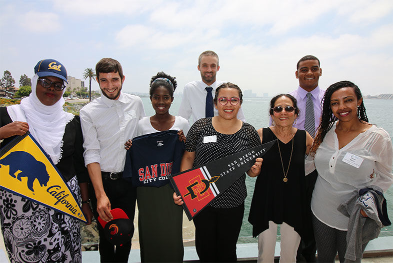 The San Diego Foundation Helps Even More Kids Go to College