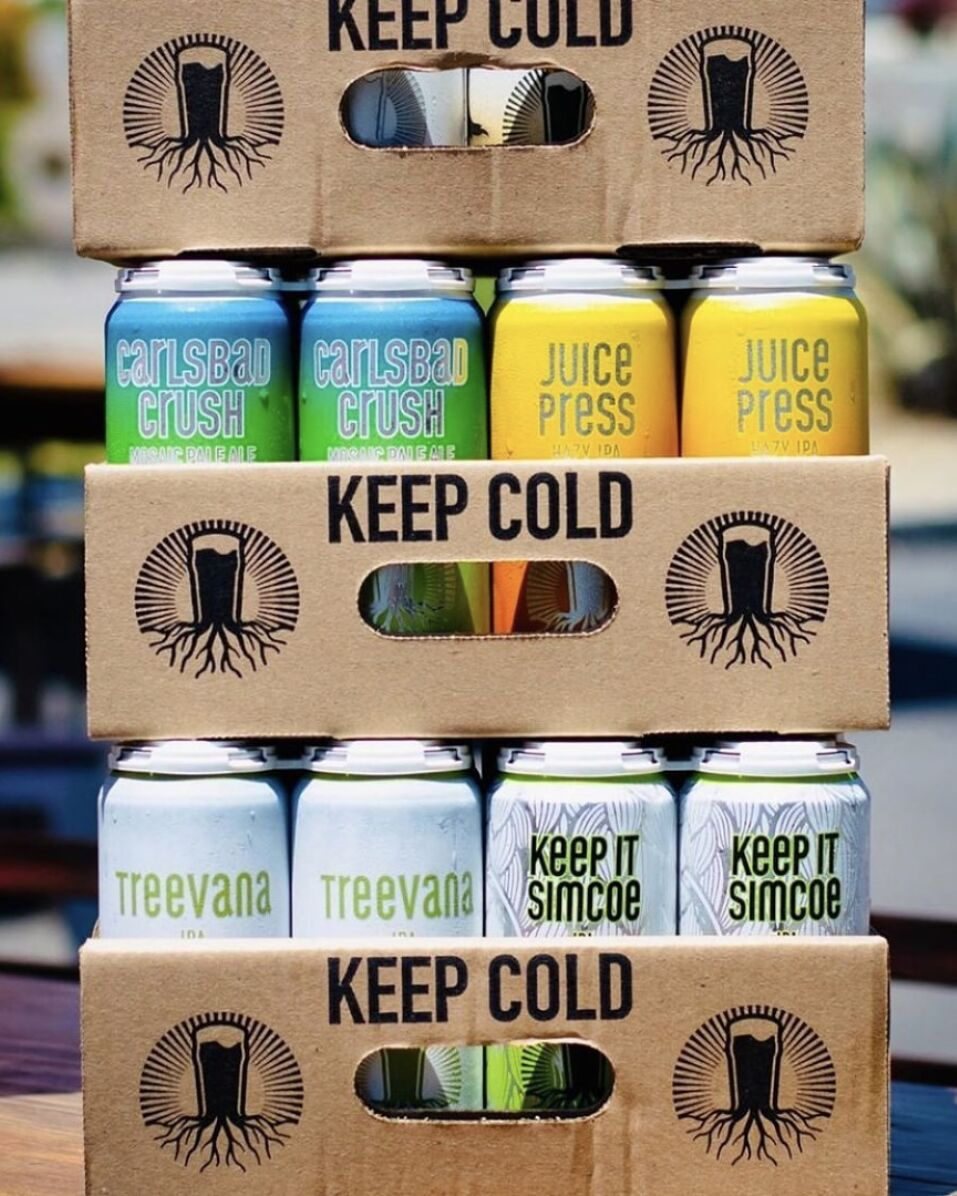 Local Beer / Beer Cans