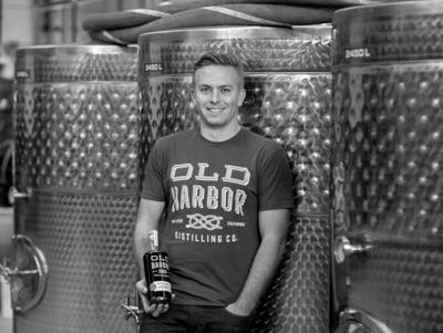 Happy Half Hour / Old Harbor Distilling