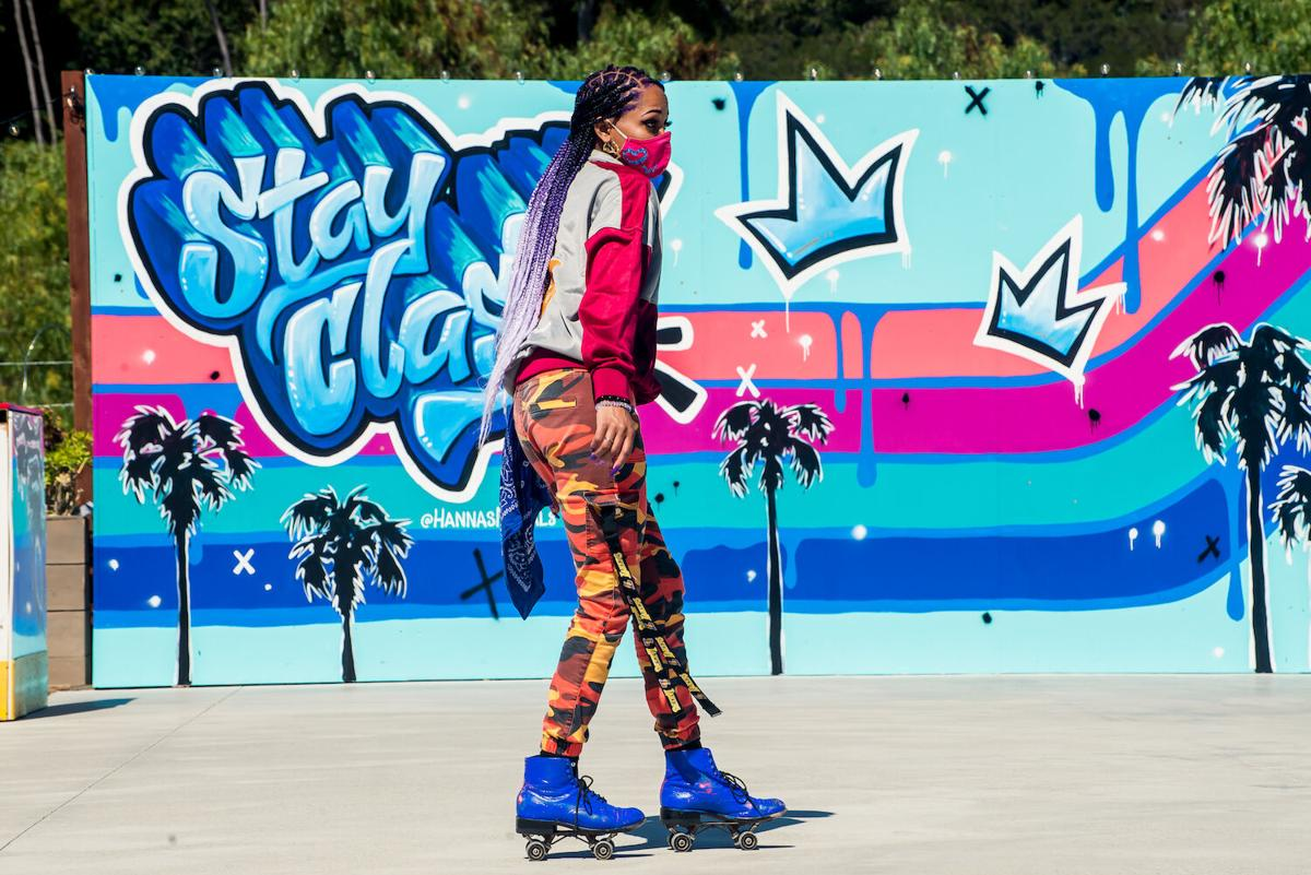 Rollerskating main