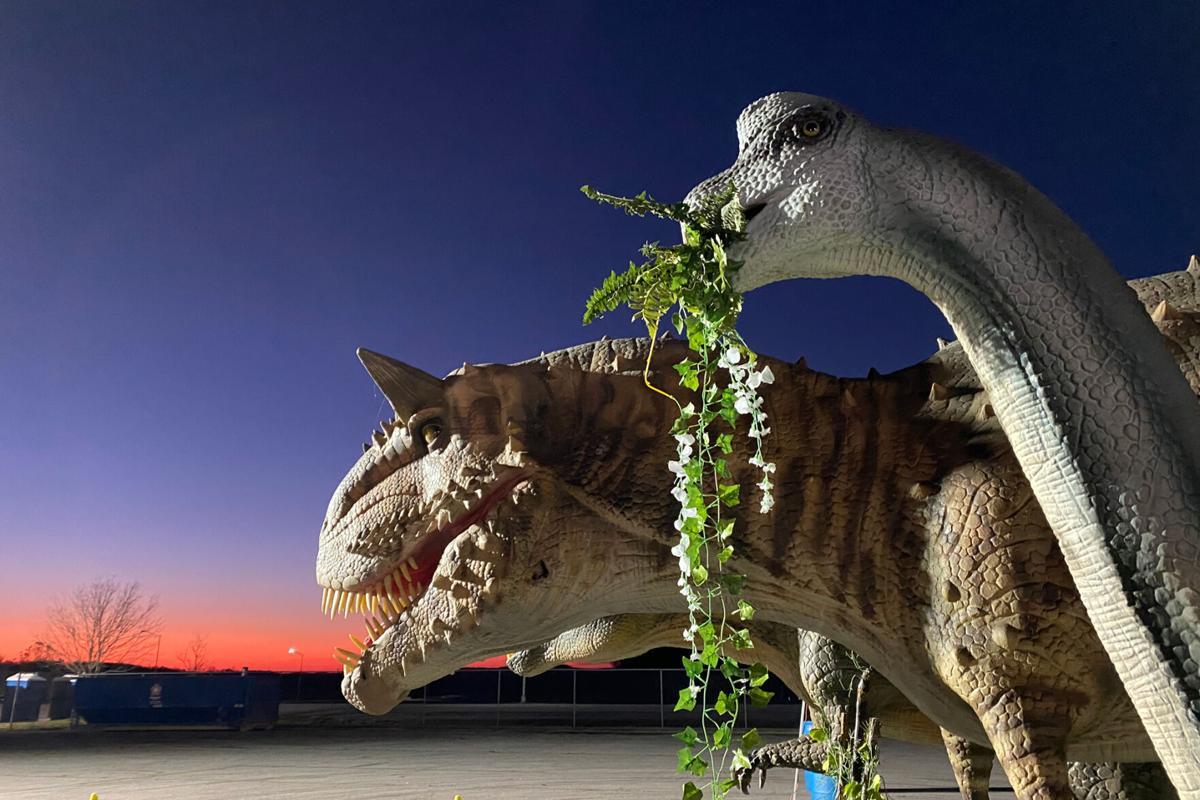 Jurassic Quest Dino Drive Thru