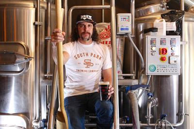 Have a Beer with Monkey Paw/South Park Brewer Cosimo Sorrentino