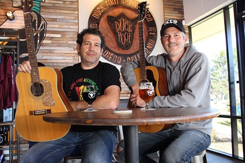 Have a Beer with Duck Foot Founders Matt Del Vecchio and Brett Goldstock