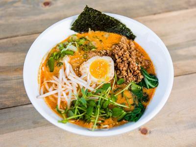 Ramen / Tajima Spicy Sesame Ramen