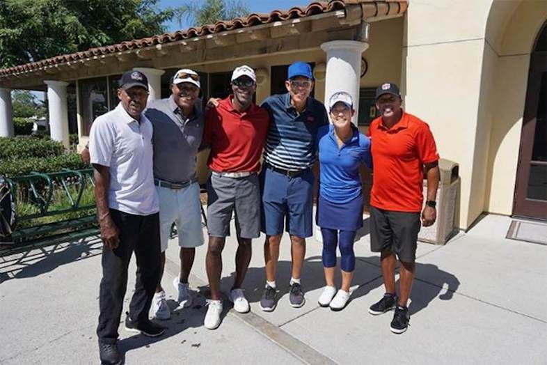 Volunteers of America Southwest Raises Over $140,000 at its Celebrity Golf Classic