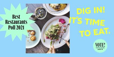 Vote Now for San Diego's Best Restaurants 2021