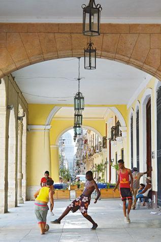 Destination: Havana, Cuba