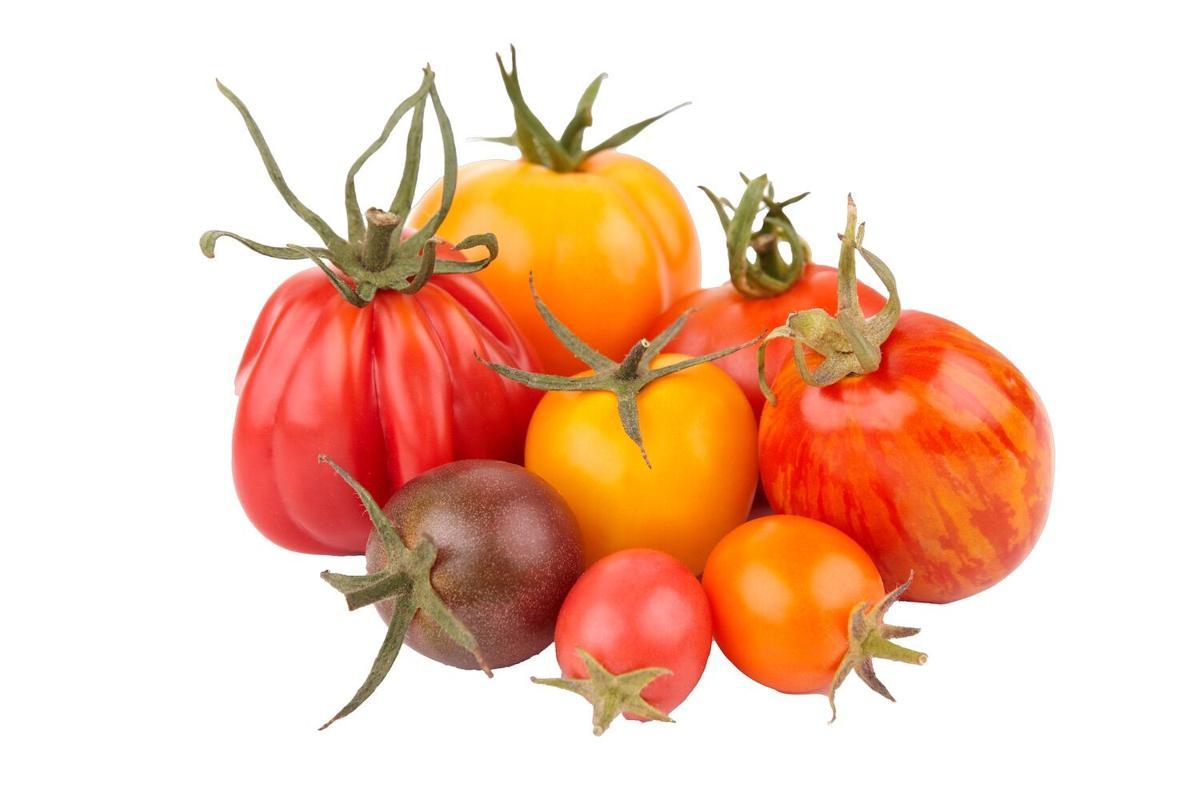 3 Veggies tot Plant - Tomatoes