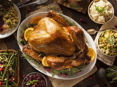 Thanksgiving Restaurants / Gelson's
