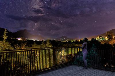 Go Now: Stargazing in Sedona