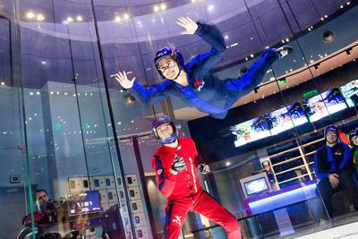Get Air at San Diego's First Indoor Skydiving Venue