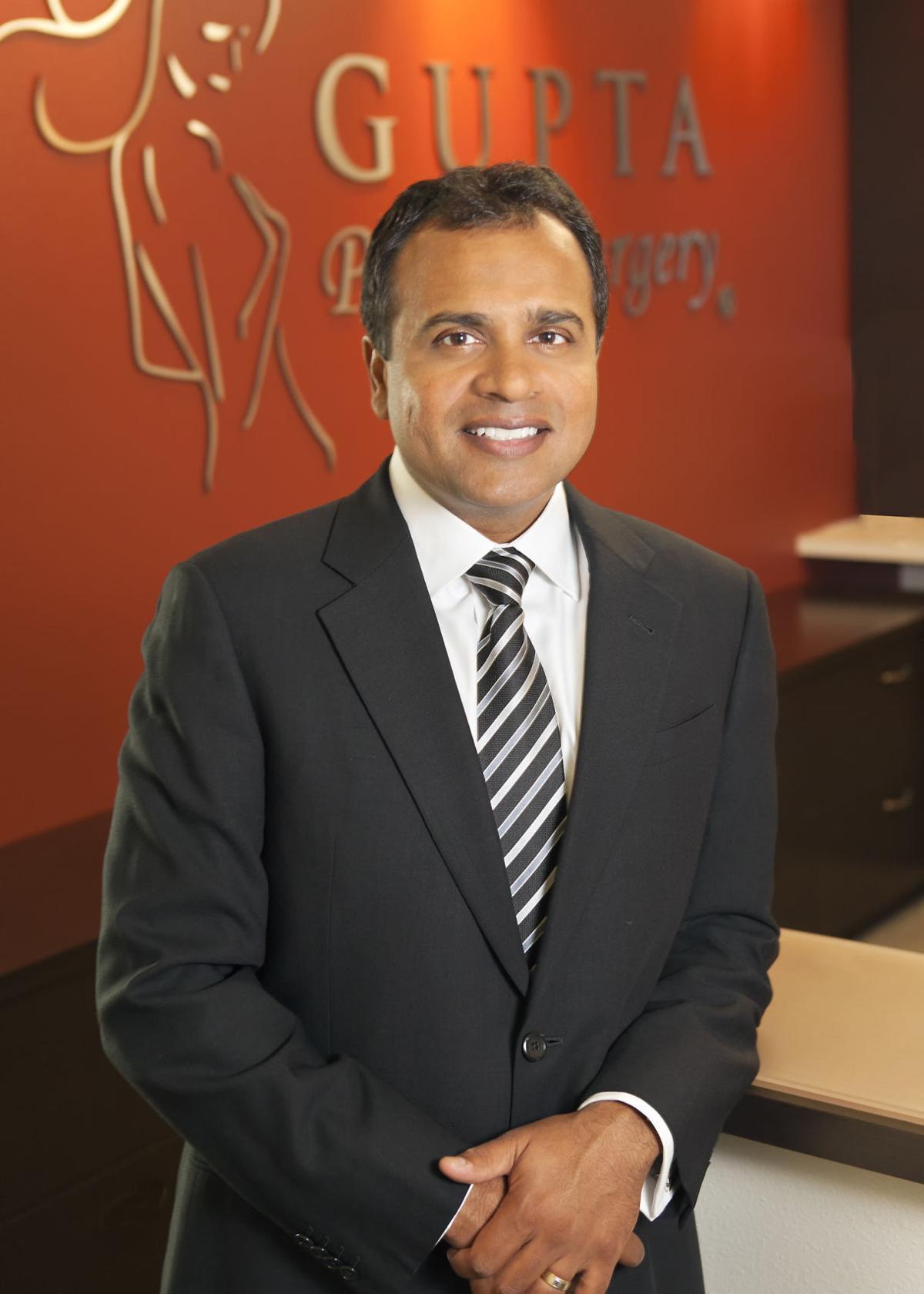 Abhay Gupta, M.D., F.A.C.S.