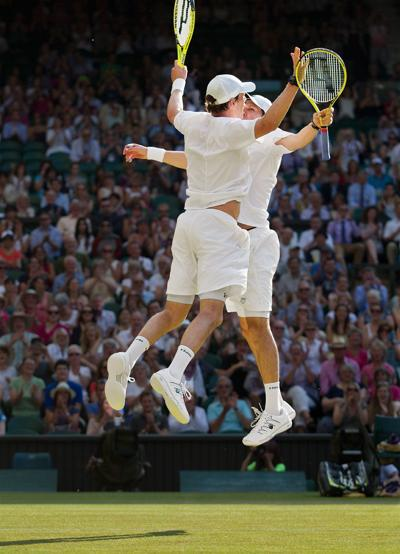 Interview with the Bryan Brothers